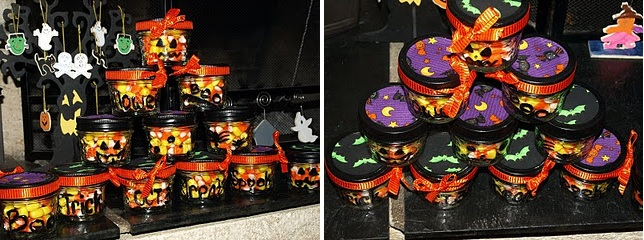 Regala frascos de dulces para halloween   mujer   regala frascos ...