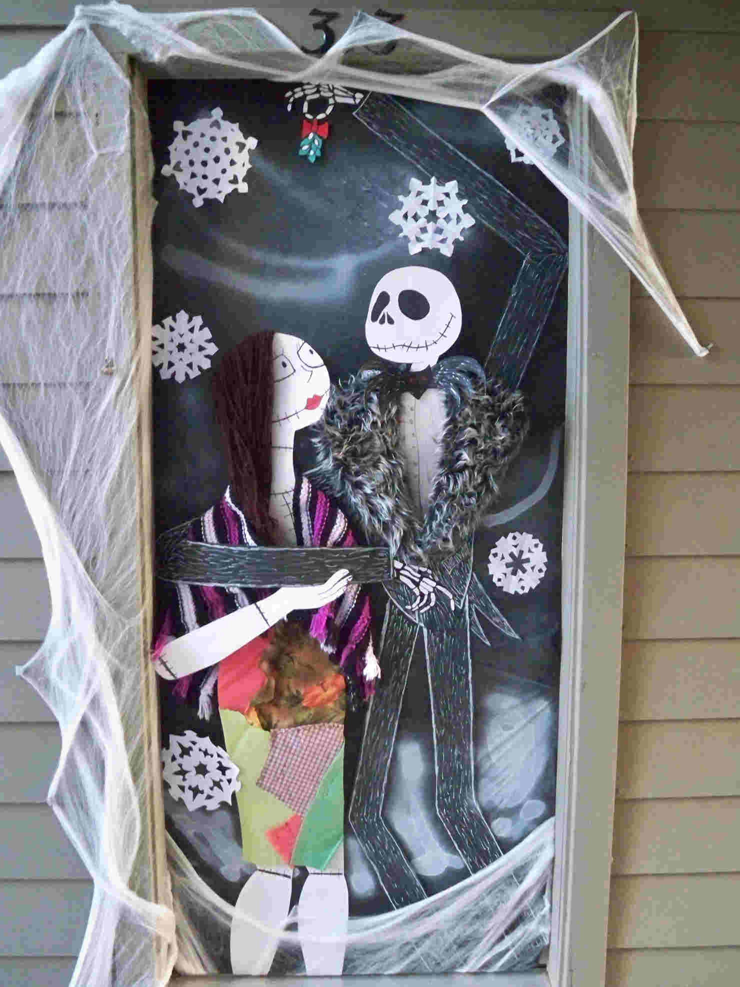 Puertas de halloween vol 3 for Puertas de halloween decoradas