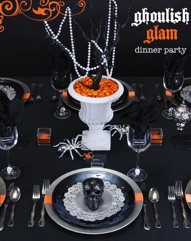 Decoracion halloween archivos for Centros de mesa para halloween