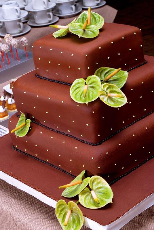 Torta de boda hecha por ananda cali