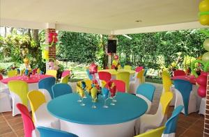 decoracion  fiestas infantiles manteleria spandex vicky velez eventos