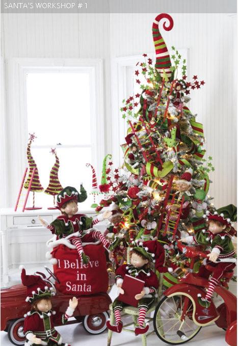 Tem ticas para decorar tu rbol de navidad vol 1 - Arbol de navidad artesanal ...