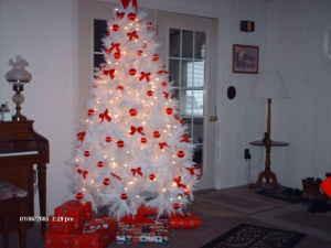 Tem ticas para decorar tu rbol de navidad vol 2 - Como decorar arboles de navidad color blanco ...
