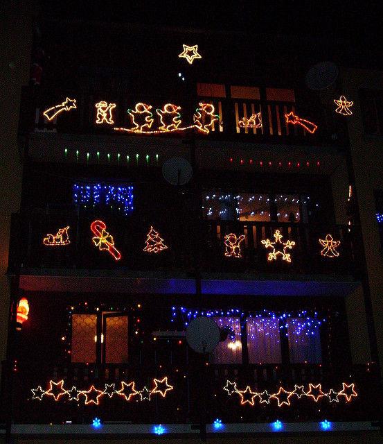 Decora Tu Balcon Para Navidad Lacelebracion Com