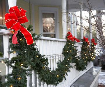 Decorar El Balcon En Navidad.Decora Tu Balcon Para Navidad Lacelebracion Com