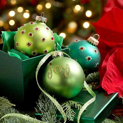 Personaliza tus bolas de navidad vol 1 - Bolas de navidad grandes ...