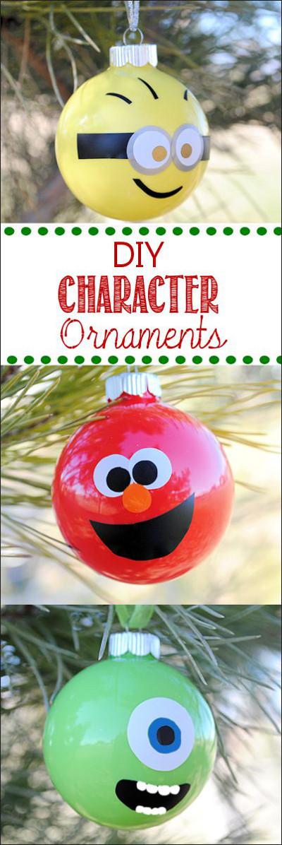 Bolas De Navidad Transparentes Decoradas