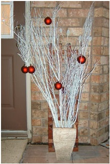 Decora tu entrada para navidad for Adornos navidenos para exteriores