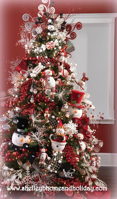 Tem ticas de rboles de navidad vol 5 - Imagenes de arboles navidad decorados ...