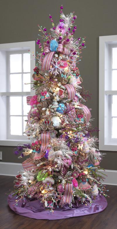 Tem ticas de rboles de navidad vol 5 - Como decorar un arbol de navidad azul ...