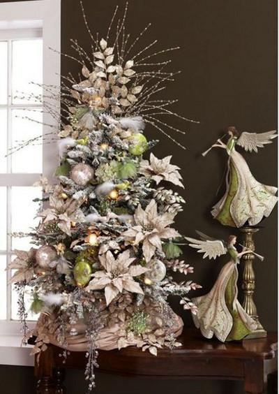 Tem ticas de rboles de navidad vol 6 - Arboles de navidad dorados ...