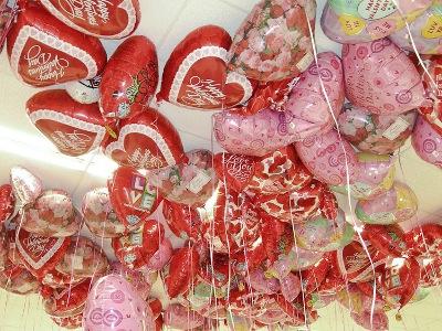 decoracion de amor y amistad/san valentin