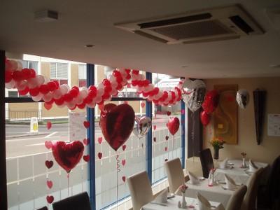 tips para decorar una fiesta de amor y amistad