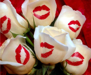 rosas impresas de amor y amistad fioribella colombia