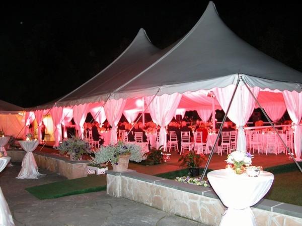 Utiliza carpas para fiestas al aire libre vol 3 - Decoracion de carpas para bodas ...