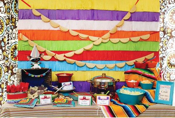 Guirnaldas Fiesta Mexicana LaCelebracioncom