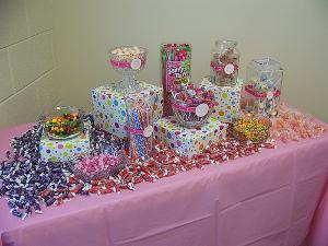 Tips para una mesa dulce vol 2 for Decoracion de mesas dulces infantiles