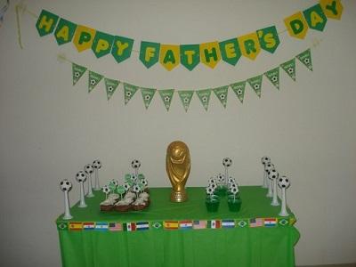 tematicas para decorar el dia del padre Mercadolibre
