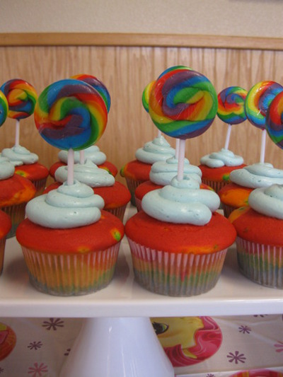 cupcakes con chupetes artesanales swikar candy