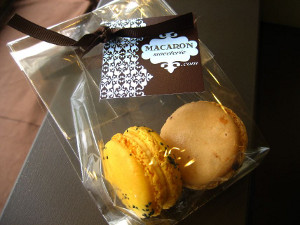 usos en fiestas de los macarons ananda taller dulce cali