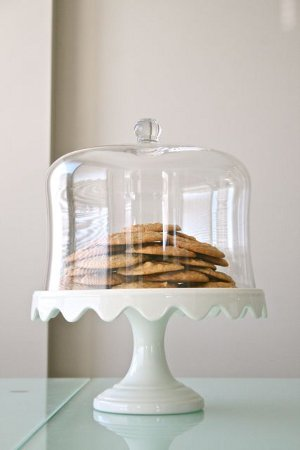 tortas apiladas de galletas