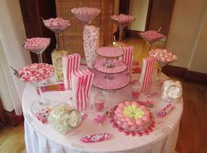Arma un buffet de caramelos para tu fiesta vol 1 - Como organizar una mesa dulce ...