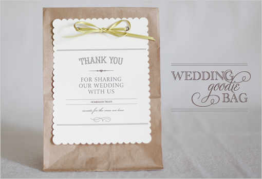New Orleans Wedding Gift Bag Ideas : Bolsas de papel kraf..> 2012-05-22 23:10 12K