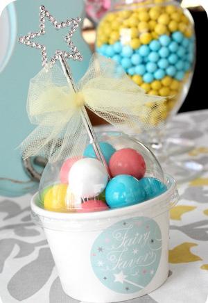 recordatorios con vasos desechables y forros de cupcakes Mercadolibre