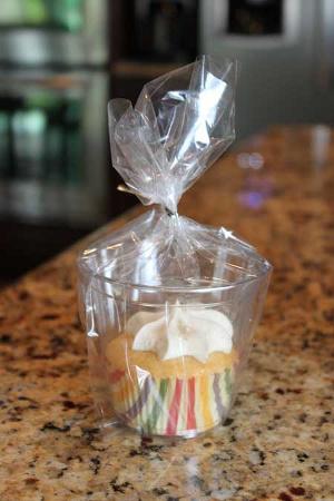 Utiliza Tus Vasos Y Forros De Cupcakes Para Recordatorios